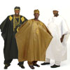 Lightly Embroidered Grand BouBou